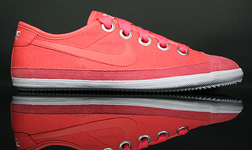 innovative design 8772d 6014d Nike WMNS Flash Macro Fieber Rot Weiss Silber