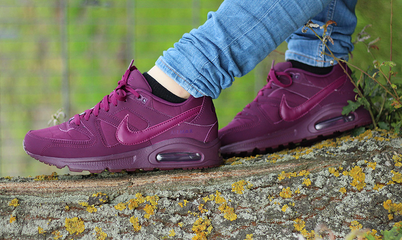 Nike WMNS Air Max Command Lila - 397690-555