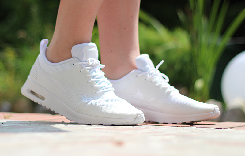 Nike WMNS Air Max Thea White - 599409-101
