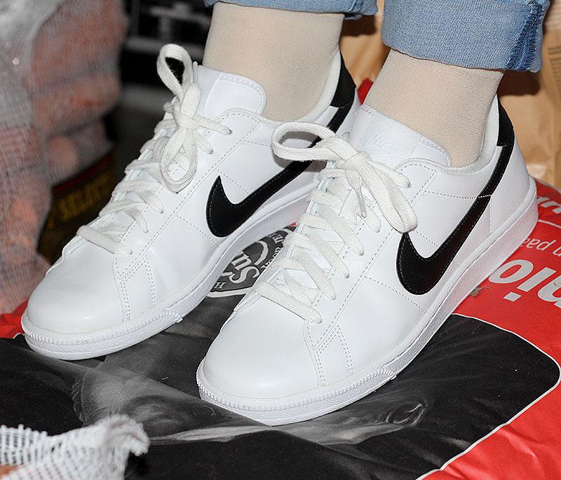 Nike WMNS Tennis Classic White Black - 312498-130