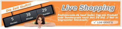 Fashioncode Liveshopping