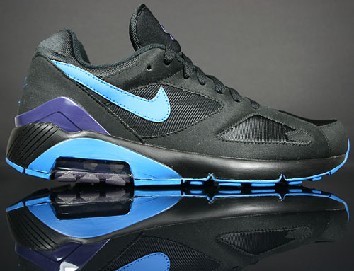 Nike Air 180 Schwarz/Blau-Lila 310155-003