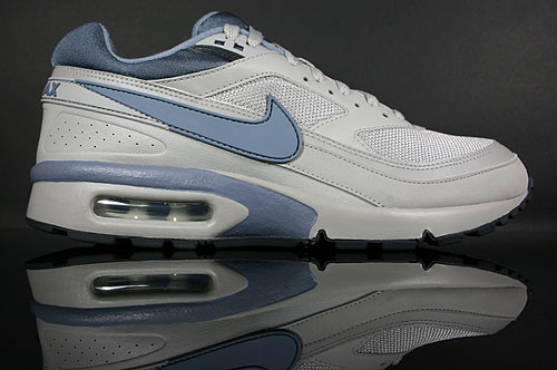 Nike Air Classic BW Grau Graublau Anthrazit Sneakers 472487-002