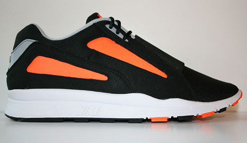 Nike Air Current Black Wolf Grey Total Orange 518161-011 - Purchaze 7735948a20