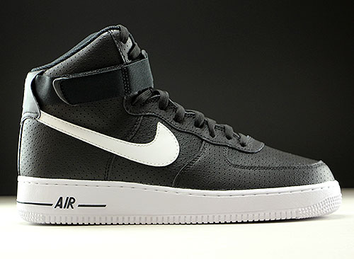 Nike Air Force 1 High Schwarz Weiss 315121-036