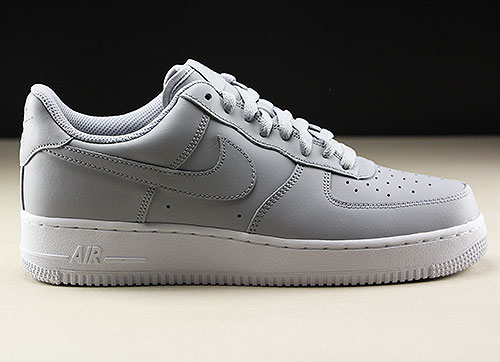 Nike Air Force 1 Low Grau Weiss Purchaze