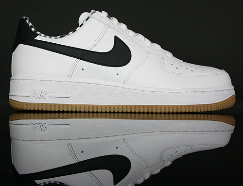 Nike Air Force 1 Low Weiss Schwarz 315122-177