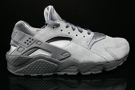 Nike Huarache Grau Weiß Damen