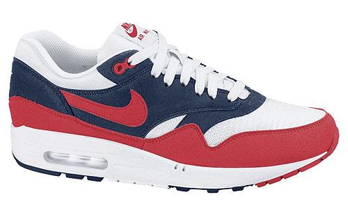 Nike Air Max Lila Blau Weiß
