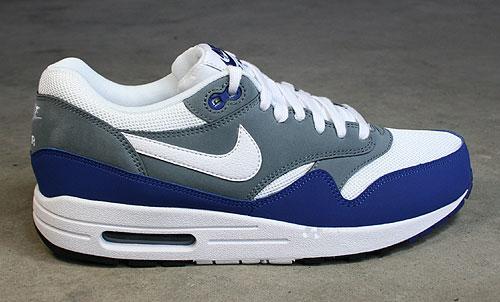 Nike Air Max Blau Grau Schwarz