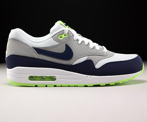 Nike Sportswear Air Max 1 Ultra Moire Laufschuhe DunkelblauBlauHellblau