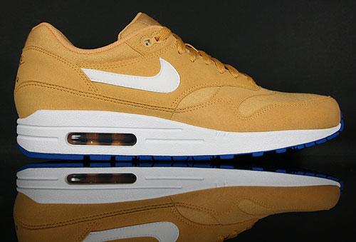 Nike Air Max 90 Blau Gelb