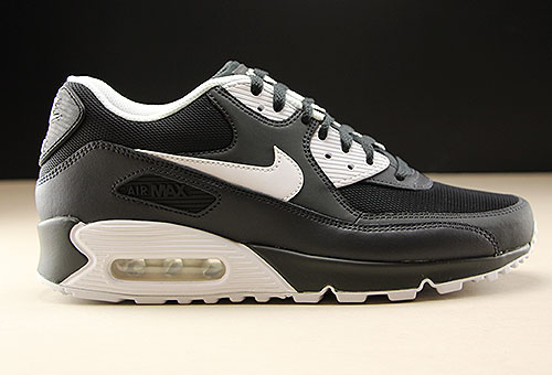 wholesale dealer 6fb78 9b53e Nike Air Max 90 Essential Anthrazit Weiss Schwarz 537384-089