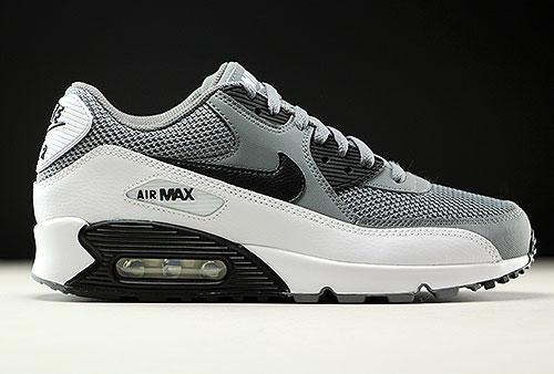 Nike Purchaze Weiß Air Max Essential 90 Grau Schwarz bf76IgyvmY