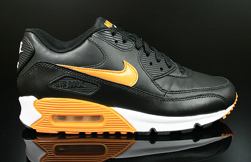 Nike Air Max 90 Schwarz Orange