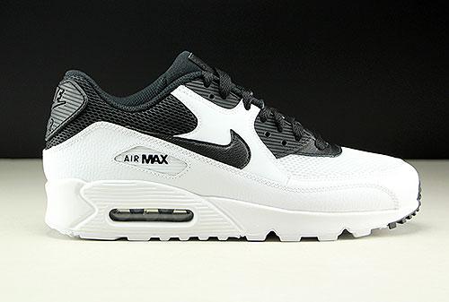 Nike Air Max 90 Essential Weiss Schwarz Purchaze