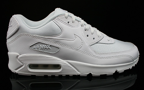 Nike Air Max 90 Essential Weiss 537384 111