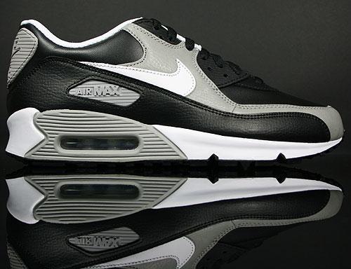 Nike Air Max 90 Schwarz Grau