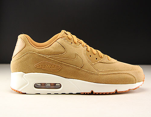 Nike Air Max 90 Ultra 2.0 LTR Braun Creme Purchaze