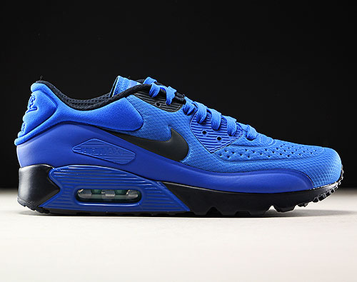 air max ultra hellblau
