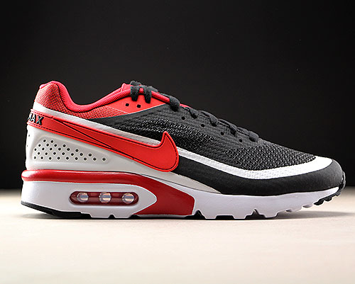Nike Air Max BW Ultra SE Schwarz Rot Weiss 844967-006