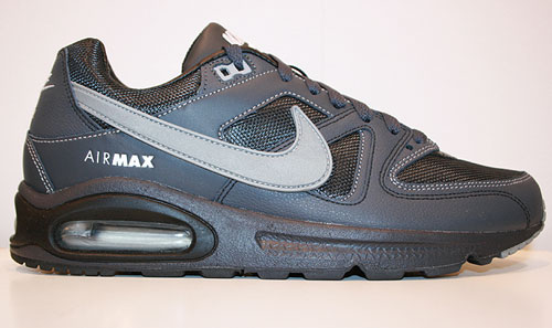 Nike Air Max Command Anthrazit/Silber-Schwarz-Weiss 397689-025