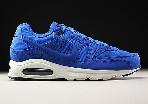 Nike Air Max Command Premium Blau Weiss 694862-402