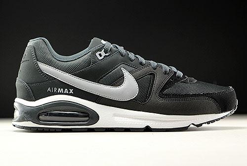 034141e96d Nike Air Max Command Schwarz Anthrazit Grau Weiss 629993-027