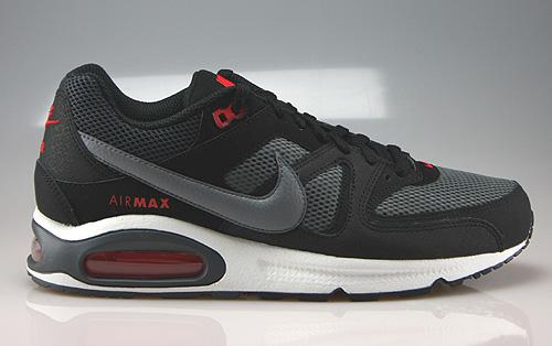 Nike Air Max Rot Weiß Grau