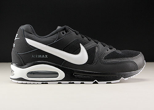the best attitude 3212f 42b01 Nike Air Max Command Schwarz Weiss Dunkelgrau 629993-032