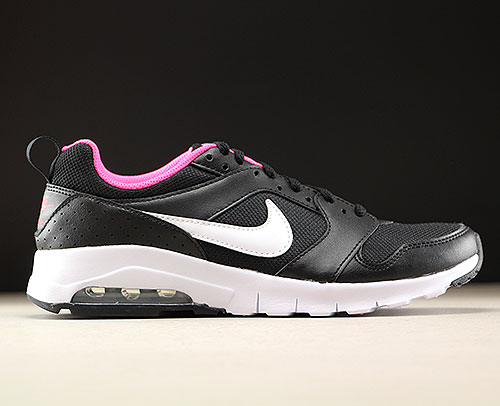 Nike Air Max Motion GS Schwarz Weiss Pink 869957-001