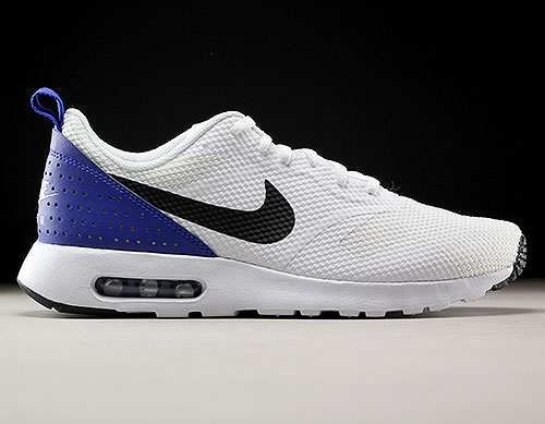 the best attitude e9191 5c049 Nike Air Max Tavas Weiss Schwarz Blau 705149-104