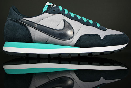 Nike Air Pegasus 83 SI Grau/Dunkelblau-Tuerkis 326843-004