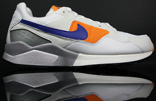 Nike Air Pegasus 92 Weiss/Orange-Lila-Grau-Schwarz 414238-101