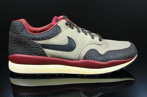 33808439c76e Nike Air Safari Vintage Bamboo Black Brown Red 525245-226