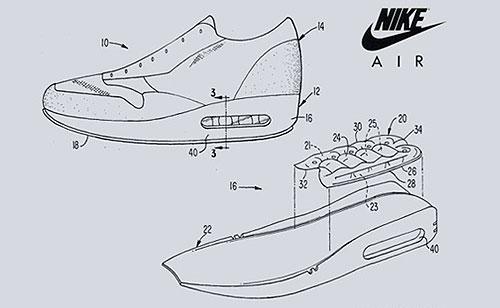 Nike's einzigartige und wegweisende Dämpfungssysteme