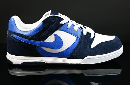 Nike Air Twilight Dunkelblau Blau Weiss 325253-441