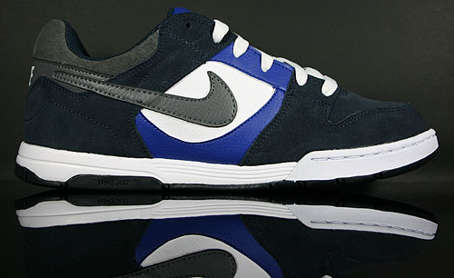 Nike Air Twilight Dunkelblau Dunkelgrau Blau Weiss Sneakers 325253-403