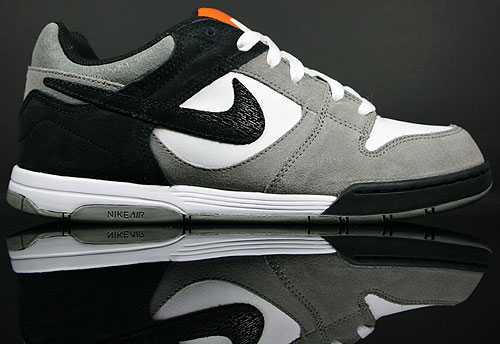 Nike Air Twilight Grau/Schwarz-Weiss-Orange 325253-008