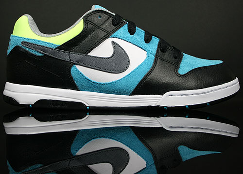 Nike Air Twilight Schwarz/Hellblau-Weiss-Neon Gelb 325253-401