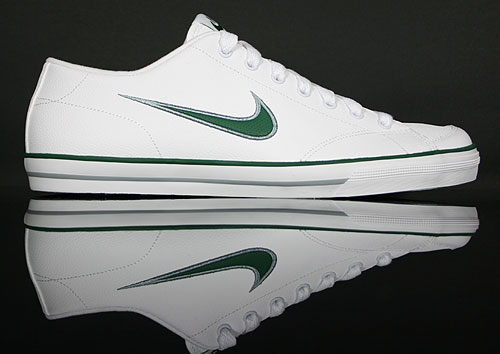Nike Capri Weiss Gruen Grau 314951-102