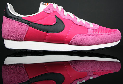 Nike Challenger Pink/Schwarz-Hellgrau 379526-601