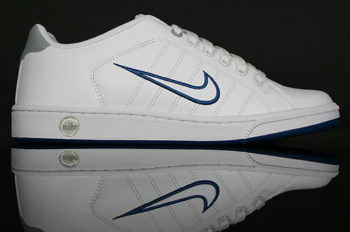 Nike Court Tradition 2 Weiss Grau Blau 315134-130