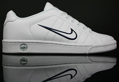 Nike Court Tradition 2 Weiss/Grau-Dunkelblau 315134-125