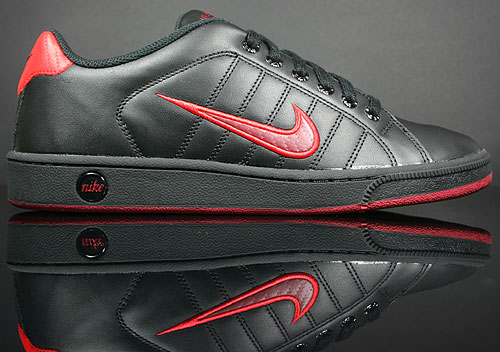 Nike Court Tradition 2 Schwarz Dunkelrot Rot 315134-062