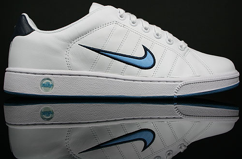 Nike Court Tradition 2 Weiss Dunkelblau Blau 315134-941
