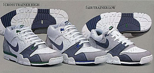 Nike Cross Trainer Nike Air Trainer Low