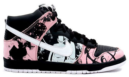 Nike Dunk High Nike Dunk Low Sneakers