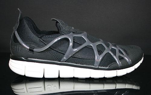 Nike Kukini Free Schwarz Anthrazit Creme 511444 011 Purchaze