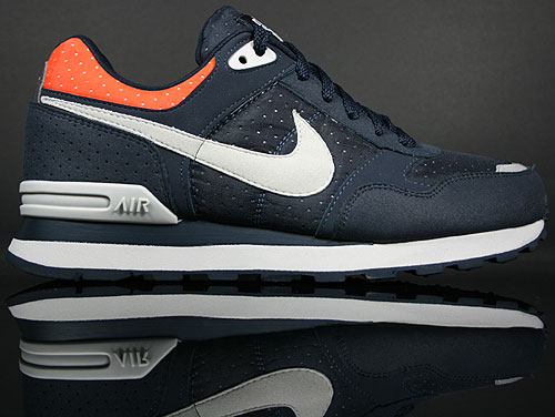 Nike MS78 LE Dunkelblau Grau Orange 386156-400